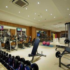Отель Crystal Sunset Luxury Resort & Spa - All Inclusive фитнесс-зал