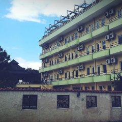 Asia Hotel балкон