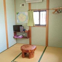 Отель Minshuku Yakushima - Hostel Япония, Якусима - отзывы, цены и фото номеров - забронировать отель Minshuku Yakushima - Hostel онлайн комната для гостей фото 4