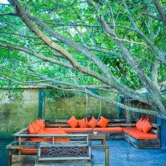 Отель Vibration Шри-Ланка, Хиккадува - отзывы, цены и фото номеров - забронировать отель Vibration онлайн приотельная территория фото 2