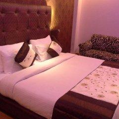 Отель Surya International Индия, Нью-Дели - отзывы, цены и фото номеров - забронировать отель Surya International онлайн комната для гостей фото 4