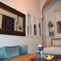 Отель Riad Zeina Марокко, Рабат - отзывы, цены и фото номеров - забронировать отель Riad Zeina онлайн интерьер отеля