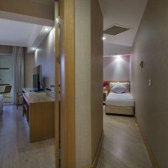 Отель Trendy Palm Beach - All Inclusive Сиде удобства в номере