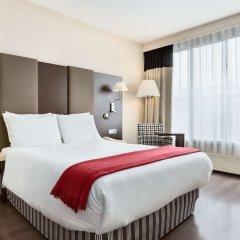 Отель Nh Stephanie Бельгия, Брюссель - 2 отзыва об отеле, цены и фото номеров - забронировать отель Nh Stephanie онлайн комната для гостей фото 2