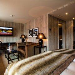 Отель Grischa - DAS Hotel Davos Швейцария, Давос - отзывы, цены и фото номеров - забронировать отель Grischa - DAS Hotel Davos онлайн комната для гостей фото 4