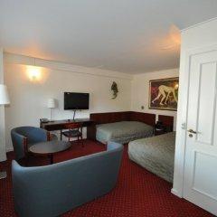 Отель La Tour Дания, Орхус - отзывы, цены и фото номеров - забронировать отель La Tour онлайн комната для гостей