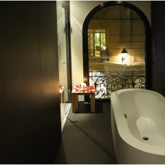 Отель Ohla Barcelona Испания, Барселона - 2 отзыва об отеле, цены и фото номеров - забронировать отель Ohla Barcelona онлайн ванная