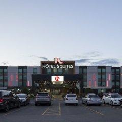 Отель Hôtel & Suites Normandin Канада, Квебек - отзывы, цены и фото номеров - забронировать отель Hôtel & Suites Normandin онлайн парковка
