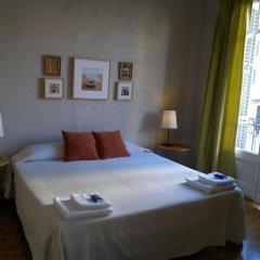 Гостевой Дом Allys Барселона комната для гостей фото 4