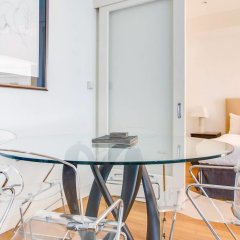 Апартаменты Stunning 1 bed Apartment South Ken/knightsbridge удобства в номере