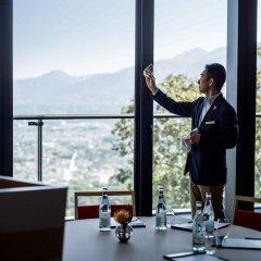 Отель ANA InterContinental Beppu Resort & Spa Япония, Беппу - отзывы, цены и фото номеров - забронировать отель ANA InterContinental Beppu Resort & Spa онлайн фитнесс-зал фото 2