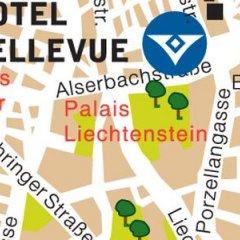 Отель Bellevue Hotel Австрия, Вена - - забронировать отель Bellevue Hotel, цены и фото номеров городской автобус