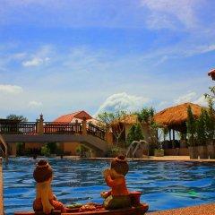 Отель Peace Paradise Beach бассейн фото 2
