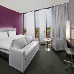 Отель INNSIDE By Meliá Manchester Великобритания, Манчестер - отзывы, цены и фото номеров - забронировать отель INNSIDE By Meliá Manchester онлайн комната для гостей фото 4