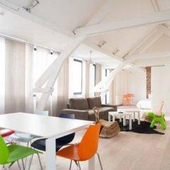 Апартаменты Apartments Smartflats Saint-Géry Garden Flats Брюссель питание фото 3