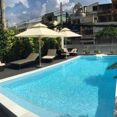 Отель Le Duy Grand Хошимин бассейн фото 2