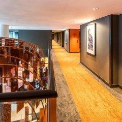 Radisson Blu Hotel, Paris Boulogne Булонь-Бийанкур интерьер отеля фото 2