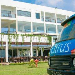 Отель Citrus Waskaduwa городской автобус