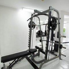 Отель The Park Surin фитнесс-зал фото 3