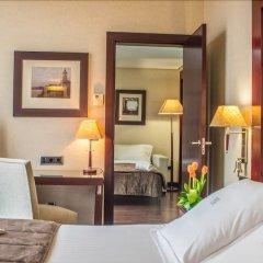 Отель Valencia Center Валенсия комната для гостей фото 5