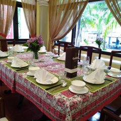 Отель le belhamy Hoi An Resort and Spa питание фото 3