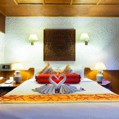 Отель Tropica Bungalow Resort сейф в номере