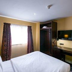Отель Lorne Hotel Великобритания, Глазго - отзывы, цены и фото номеров - забронировать отель Lorne Hotel онлайн комната для гостей фото 2