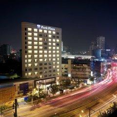Отель Park Plaza Sukhumvit Бангкок городской автобус