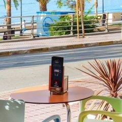 Отель Port Mar Blau Adults Only Испания, Бенидорм - 1 отзыв об отеле, цены и фото номеров - забронировать отель Port Mar Blau Adults Only онлайн приотельная территория