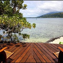 Отель Motu Mapeti - Tahiti Private Island