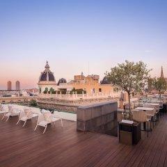 Отель Ohla Barcelona Испания, Барселона - 2 отзыва об отеле, цены и фото номеров - забронировать отель Ohla Barcelona онлайн приотельная территория фото 2