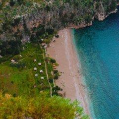 Отель Faralya Gül Pensiyon пляж