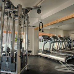 Отель Costa Sur Resort & Spa фитнесс-зал фото 3