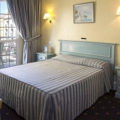 Отель Villa de Laredo Испания, Фуэнхирола - отзывы, цены и фото номеров - забронировать отель Villa de Laredo онлайн комната для гостей фото 4
