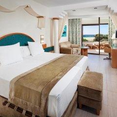 Отель Melia Gorriones Коста Кальма комната для гостей фото 2
