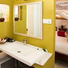 Отель Suriya Arana Шри-Ланка, Негомбо - отзывы, цены и фото номеров - забронировать отель Suriya Arana онлайн ванная