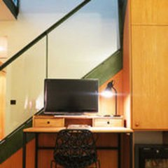 Hotel du Jeu de Paume удобства в номере