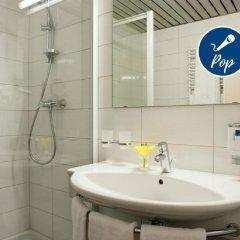 Отель arte Hotel Wien Stadthalle Австрия, Вена - 13 отзывов об отеле, цены и фото номеров - забронировать отель arte Hotel Wien Stadthalle онлайн ванная