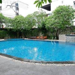 PRS Hotel бассейн