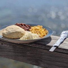 Отель Coral View Beach Resort Гондурас, Остров Утила - отзывы, цены и фото номеров - забронировать отель Coral View Beach Resort онлайн питание