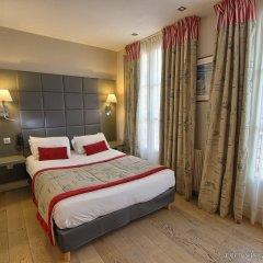 Отель Hôtel Villa Margaux сейф в номере
