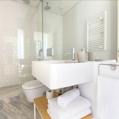 Отель Luxury T.M. Penthouse with a View Лиссабон ванная фото 2