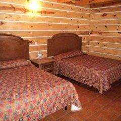 Отель Cabañas Montebello Inn Креэль комната для гостей фото 5