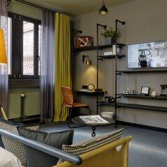 Отель 25hours Hotel Altes Hafenamt Германия, Гамбург - отзывы, цены и фото номеров - забронировать отель 25hours Hotel Altes Hafenamt онлайн комната для гостей фото 3