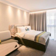Отель Holiday Inn Express Cologne - City Centre Кёльн комната для гостей