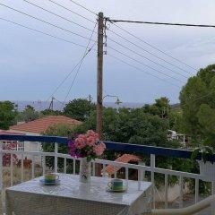 Отель Studios Marianna Греция, Эгина - отзывы, цены и фото номеров - забронировать отель Studios Marianna онлайн балкон
