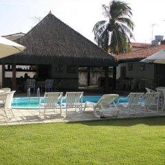 Отель Suítes Veneza бассейн фото 3