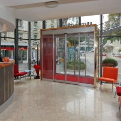 Hotel du Theatre by Fassbind Цюрих интерьер отеля фото 2