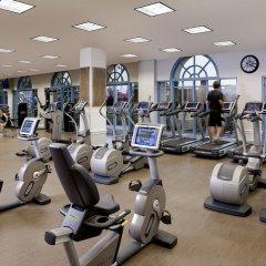 Отель Loews Santa Monica Санта-Моника фитнесс-зал