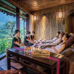 Отель La Dao Spa Homestay спа